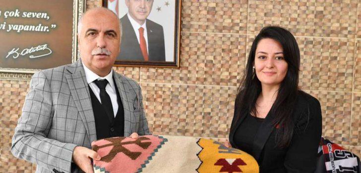 VALİ KARAHAN ÇAL'DA İNCELEMEDE BULUNDU