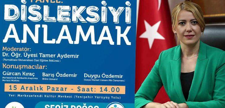 MKM'DE DİSLEKSİ PANELİ