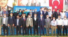 AK PARTİ'DE KONGRELER DEVAM EDİYOR