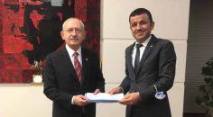 DENİZLİ CHP, KILIÇDAROĞLU'NA SORUNLARI İLETTİ